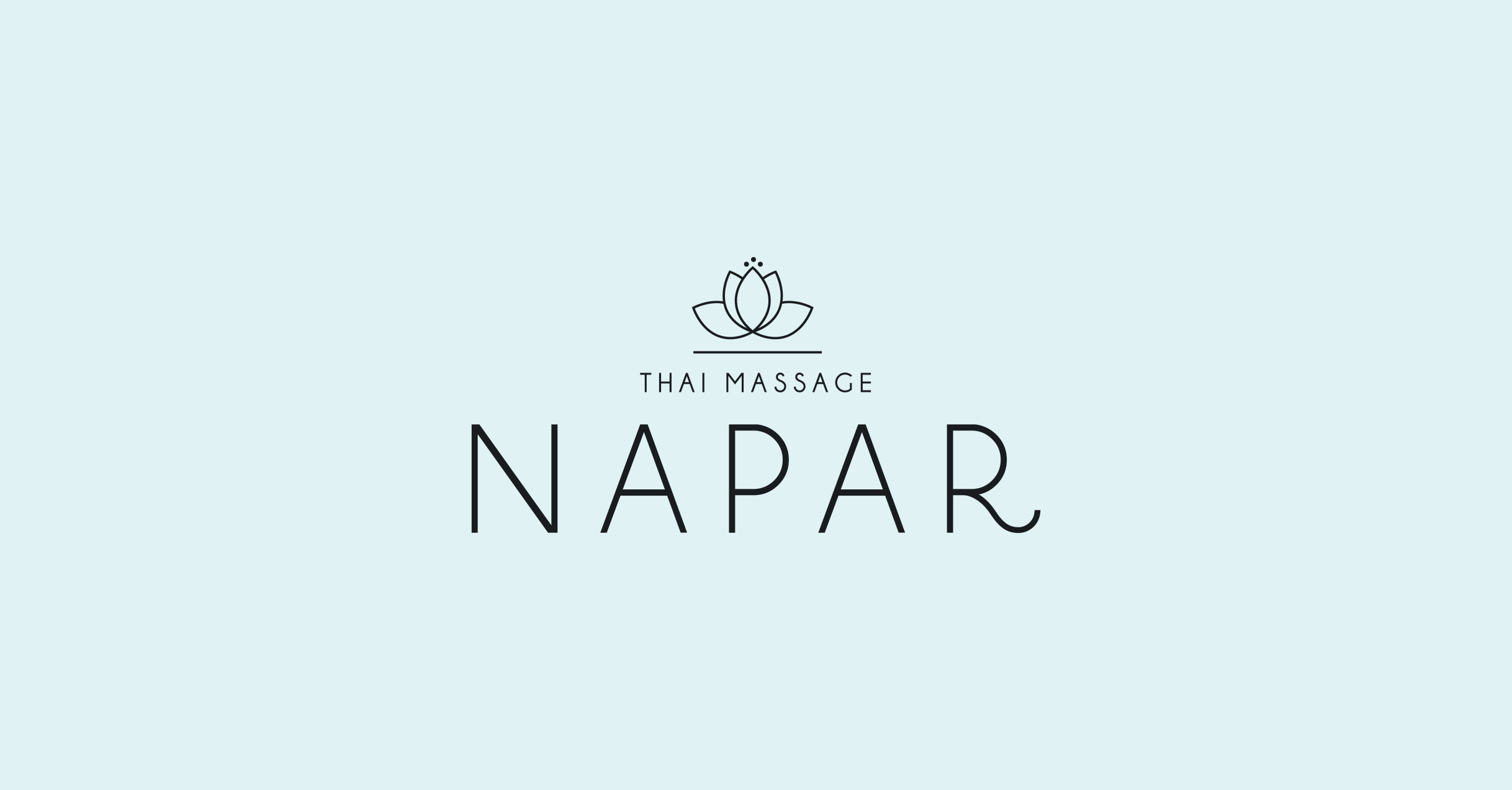 napar_thai_massage_logo_design_x